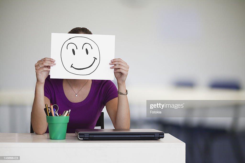 Happy place. : Stock Photo