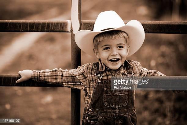 Happy Ranch Boy