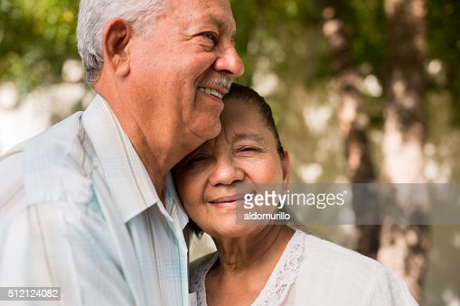 Feliz pareja de Jubilados