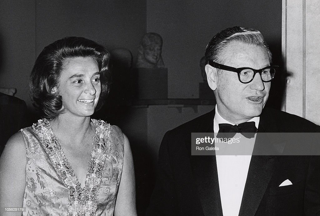 Nelson Rockefeller Sighted at the Metropolitan Museum of Art - May 11, 1969