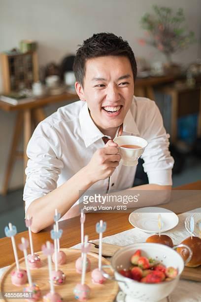 happy tea time