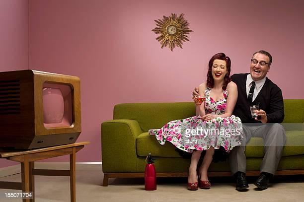 happy tv viewing