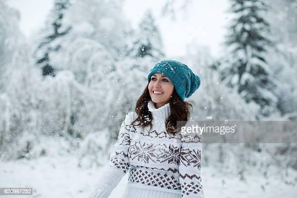 Felice vacanza invernale