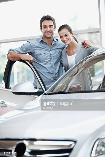 ハッピーアワーには、お車が選択されている