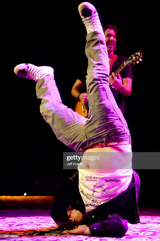 <a gi-track='captionPersonalityLinkClicked' href=/galleries/search?phrase=Har+Mar+Superstar&family=editorial&specificpeople=239446 ng-click='$event.stopPropagation()'>Har Mar Superstar</a> performs at Henry Fonda Theater on May 30, 2013 in Hollywood, California.