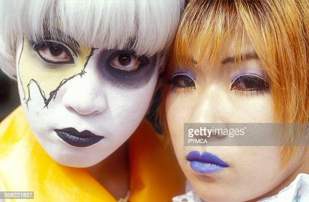 Makeup Heavy Stock Photos And Pictures | Getty Images