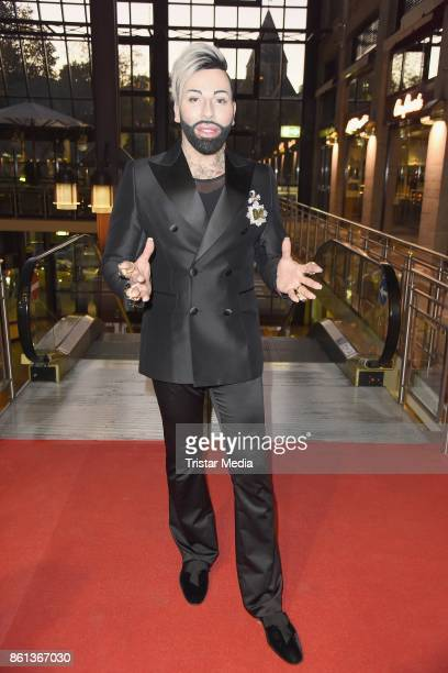Harald Gloeoeckler attends the 29 KoelnBall on October 14 2017 in Cologne Germany