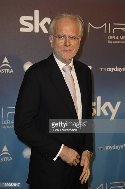 Harald Schmidt attends the Mira Award 2013 at Station on January 24 2013 in Berlin Germany