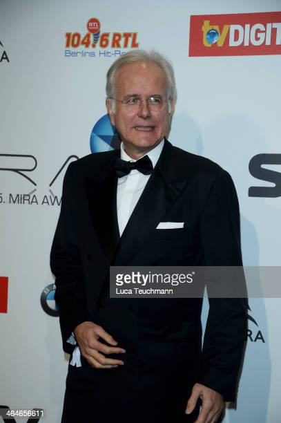 Harald Schmidt attends the Mira Award 2014 at Station on January 23 2014 in Berlin Germany