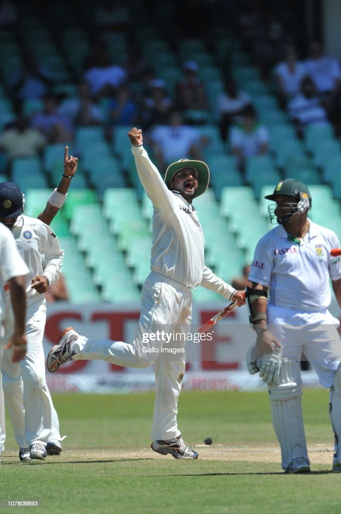 Second Test - South Africa v India: Day Four