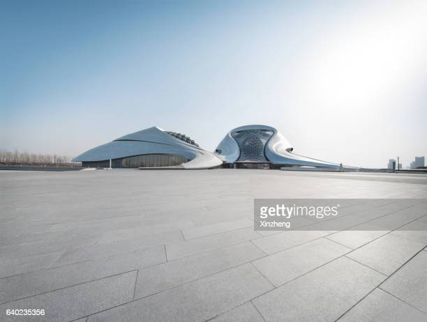 Harbin Opera House Parking Lot
