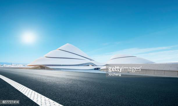Harbin Opera House,Urban road traffic