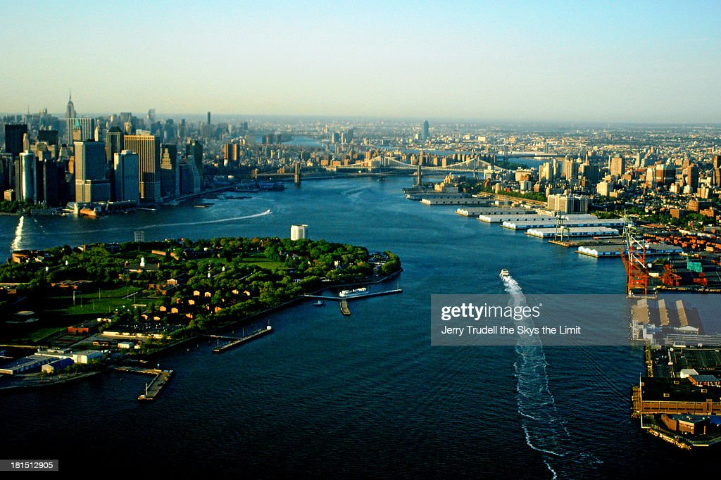 NY Harbor and East River
