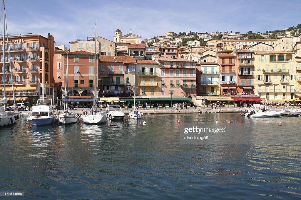 Port de Villefranche-sur-mer, France : Photo