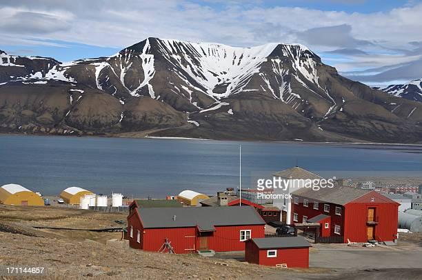 Hafen, Longyearbyen, Svalbard