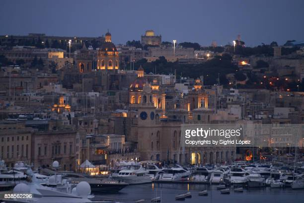 harbor of Valletta