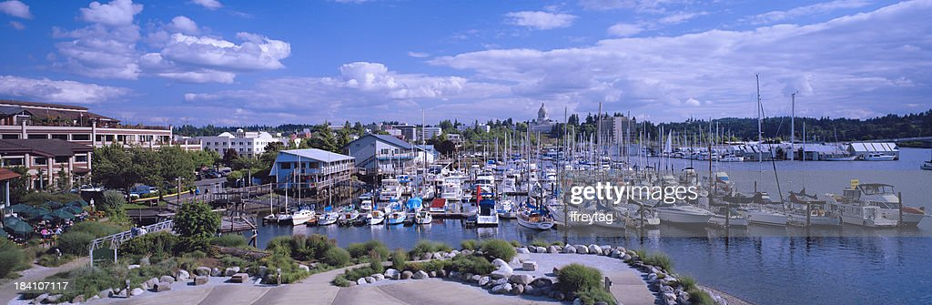 'Harbor, Olympia, Washington, United States'
