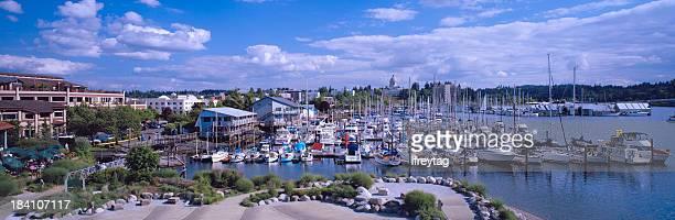 Harbor, Olympia, Washington, USA