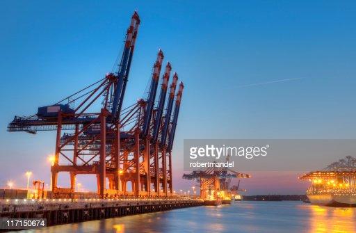 Harbor : Stock Photo