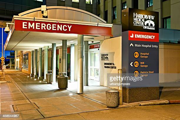Harborview Medical Center Notfall
