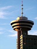 Harbour Centre in Vancouver Canada.