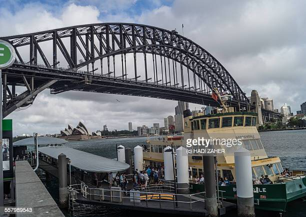 Harbour Ferry, Sydney
