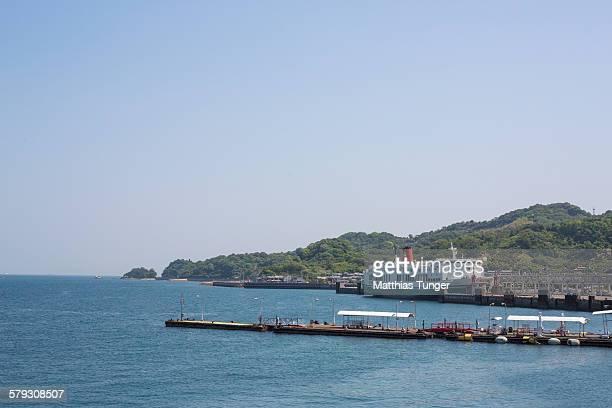 Harbour in Matsuyama