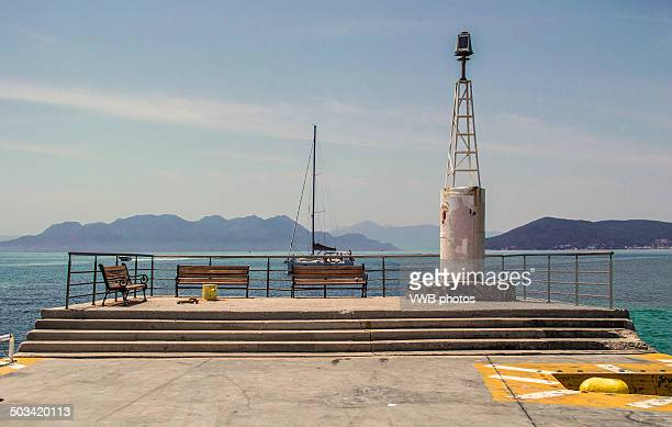 Harbour, Island of Aegina, Greece