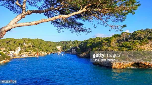 Harbour of Cala Figuera, Majorca, Balearic Islands, Spain