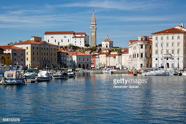 Harbour, Piran, Adriatic Sea, Slovenia