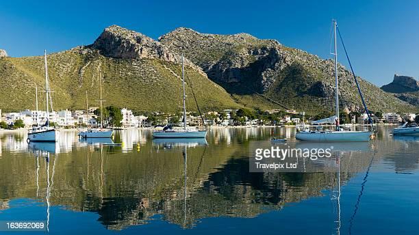 Harbour, Puerto Pollensa, Mallorca
