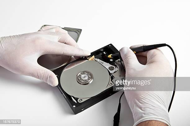 Hard Disk Drive Service