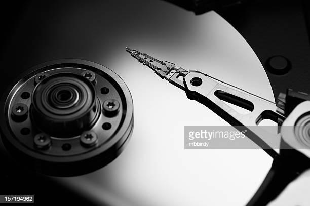 HDD disque dur disque (ouvert