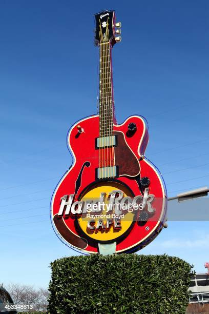 Hard Rock Cafe Hotel Nashville