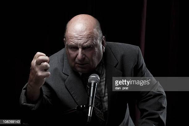 Hardlined Uomo d'affari
