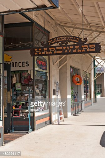 Hardware Store : Stock Photo