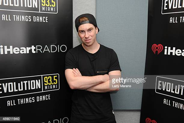 Hardwell visits Radio Station Y 100 on November 14 2014 in Miami Florida