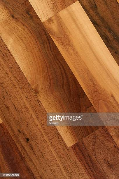 Hardwood floor - American walnut