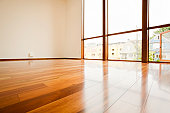 Hardwood Floor Detail