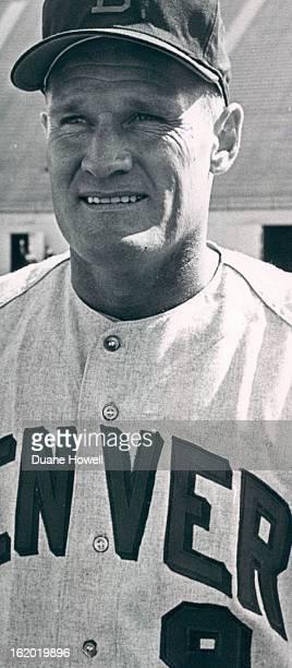 APR 17 1967 391969 Hardy Carroll 5p Denver Bears 1967
