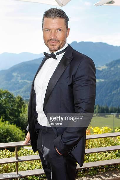 Hardy Krueger Jr attends the Audi Night 2015 on July 31 2015 in Berchtesgarden Germany