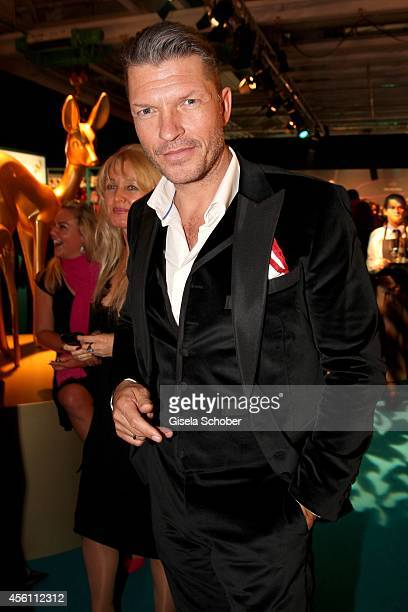 Hardy Krueger junior attends Tribute To Bambi 2014 after show party at Station on September 25 2014 in Berlin Germany