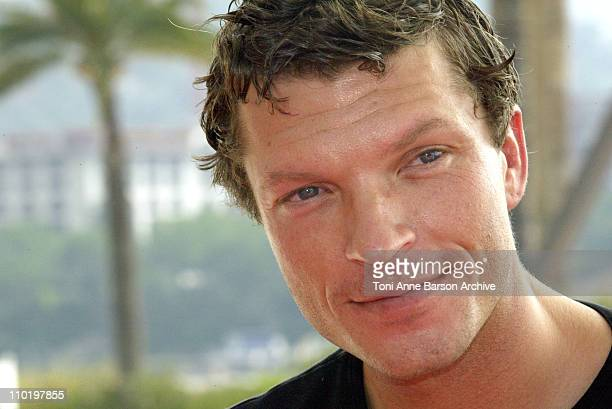 Hardy Kruger Jr during 44th Monte Carlo Television Festival 'Stauffenberg' Photocall at Japanese Gardens in Monte Carlo Monaco