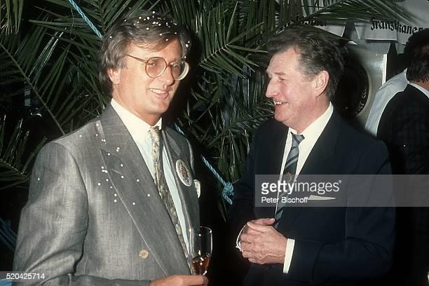 Hardy Rodenstock Fritz Walter Party zum 40 Geburtstag von 'Roncalli'Chef Bernhard Paul am in Wiesbaden Deutschland