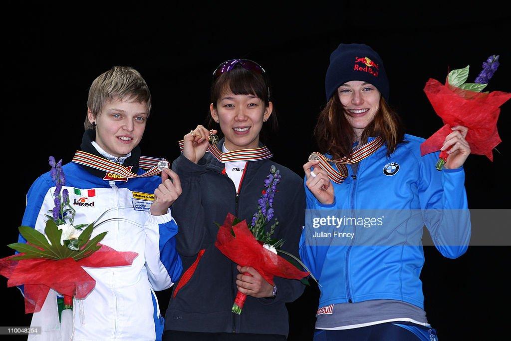 ISU World Short Track Speed Skating Championships - Day Three