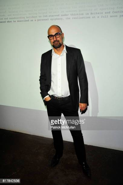 Hari Kunzru attends Young Lions of the New York Public Library and Benedictine Secret Society toast ALCHEMISTS of our age at Private Residence on...