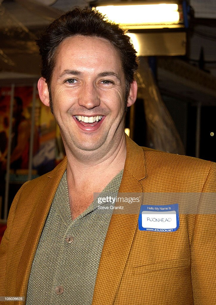 Harland Williams during 'All About The Benjamins' Westwood Premiere at Mann Village Theatre in Westwood, California, United States.