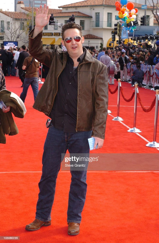 Harland Williams during 'Robots' Los Angeles Premiere - Arrivals at Mann Village Theatre in Westwood, California, United States.