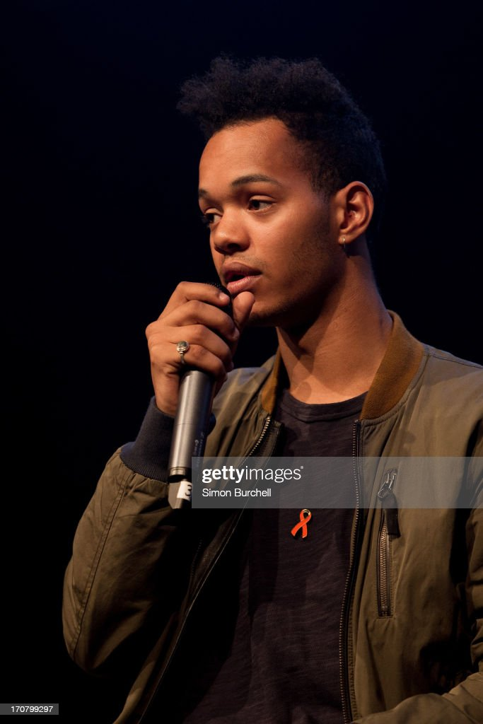 Harley Alexander attends a photocall to accounce 'Unity - A Concert for Stephen Lawrence' at Abbey Road Studios on June 18, 2013 in London, England.