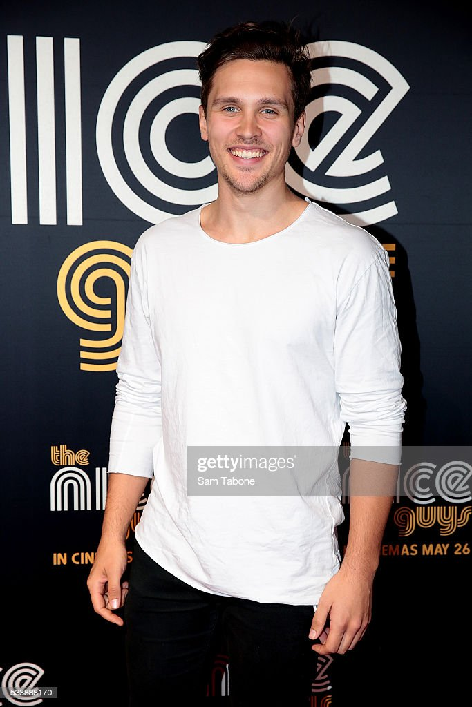 Harley Bonner arrives ahead of The Nice Guys Melbourne Premiere at Event Cinemas George Street on May 24, 2016 in Sydney, Australia.